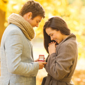Engagement-Proposal for Marriage