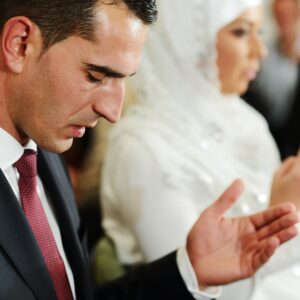 Formal Procedure of Nikah Marriage Ceremony